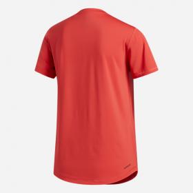 T shirt manches courtes femme Tech Bos Tee ADIDAS Soldes En Ligne
